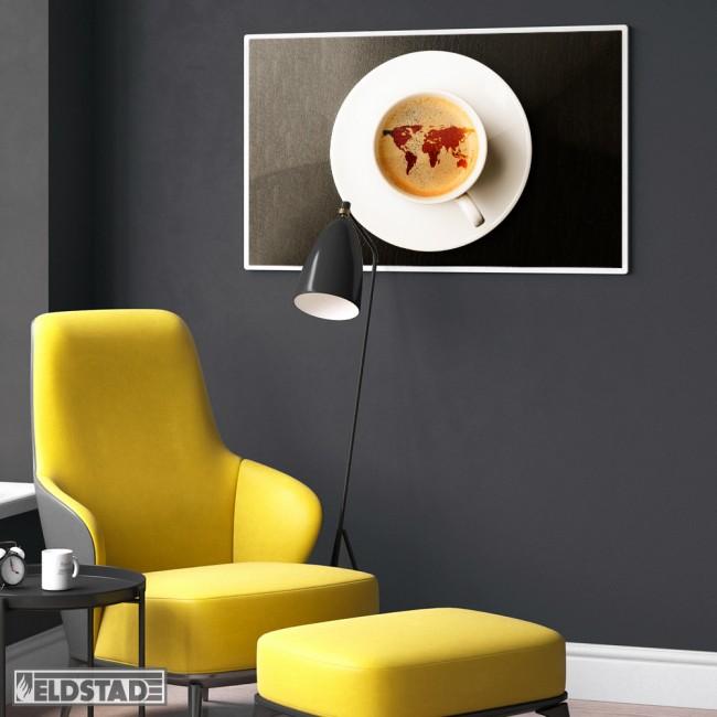 eldstad bildheizung 600 watt infrarotheizung mit motiv. Black Bedroom Furniture Sets. Home Design Ideas