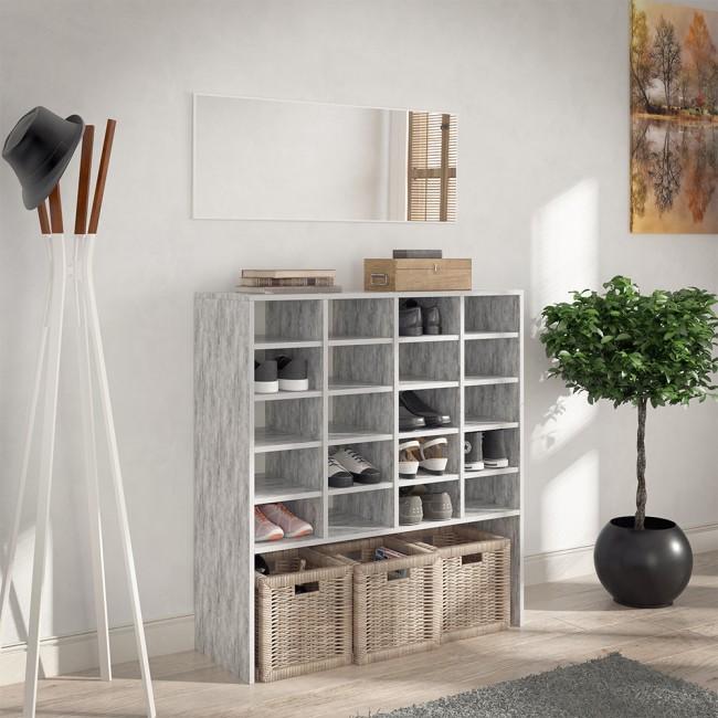 paletten schuhregal beautiful einrichtung selber bauen with paletten schuhregal gallery of ber. Black Bedroom Furniture Sets. Home Design Ideas