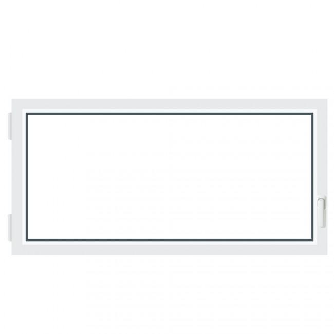kellerfenster kunststoff 3fach verglast dreh kipp 1000 x 500 din links. Black Bedroom Furniture Sets. Home Design Ideas
