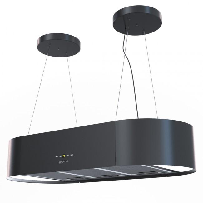 bergstroem dunstabzugshaube freih ngend seil klaas. Black Bedroom Furniture Sets. Home Design Ideas