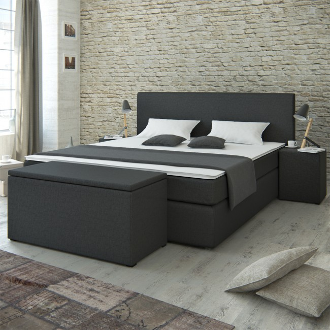aufbewahrungsbox schwarz. Black Bedroom Furniture Sets. Home Design Ideas