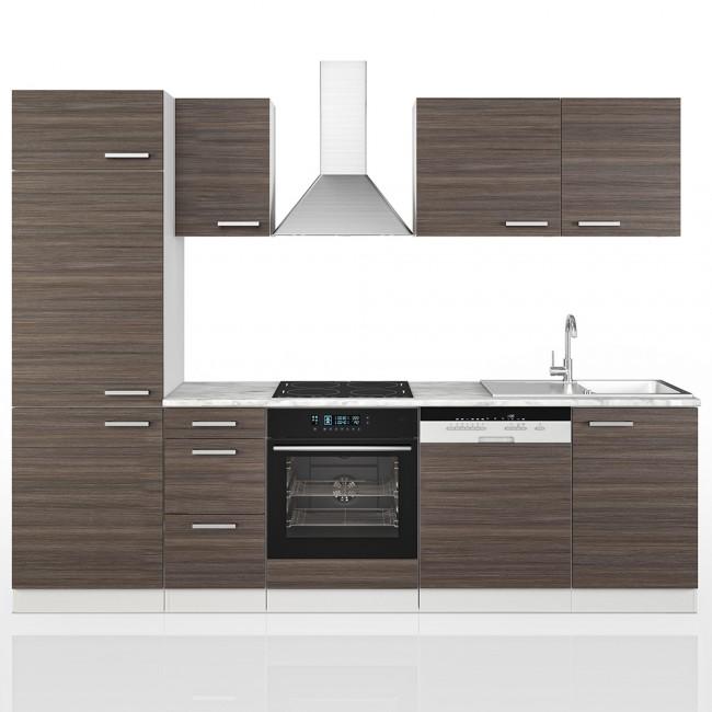 Einbauküchen Schränke Maße – Zuhause Image Idee