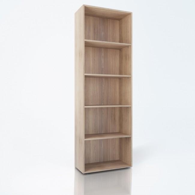 vicco b cherregal easy 190 x 60 cm eiche sonoma. Black Bedroom Furniture Sets. Home Design Ideas