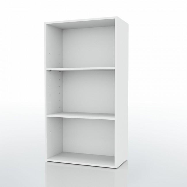 vicco b cherregal easy 117 x 60 cm wei. Black Bedroom Furniture Sets. Home Design Ideas