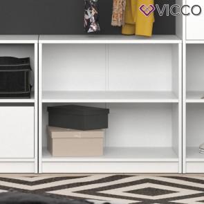 Vicco Kommode klein VISIT zweigeteilt