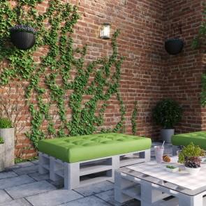 Palettenkissen Sitzkissen Grün