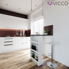 VICCO Bartisch anthrazit klein