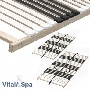 VitaliSpa® Lattenrost 2er Set  90x200cm