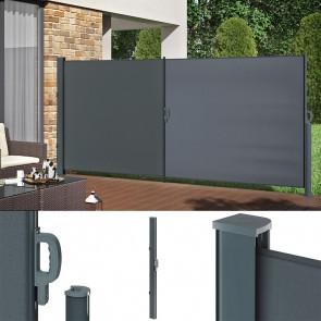 Seitenmarkise ALU 350x160 cm