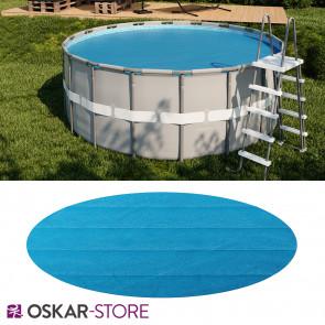 Oskar Solarfolie Pool rund 366cm