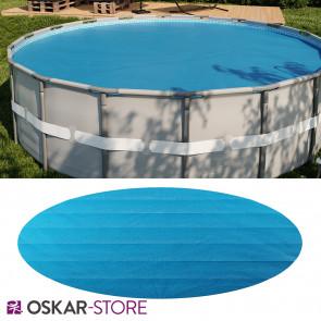 Oskar Solarfolie Pool rund 457cm