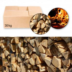 Brennholz Eiche 30 Kg