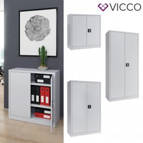 VICCO Aktenschrank Metall