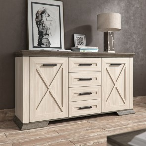 VICCO Sideboard COUNTRY