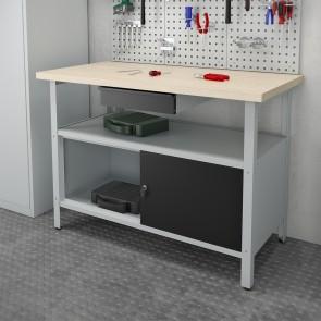 Werkstatteinrichtung Werkbank