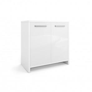 Waschtbeckenunterschrank KIKO Weiß hgl