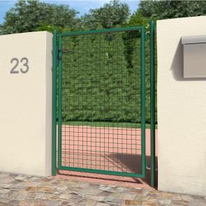 Gartentür Hoftür Hoftor 100x160 cm grün