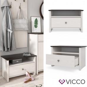 VICCO Schuhbank LAGOS