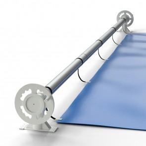 Pool Aufroller Aufrollvorrichtung für Solarfolie Poolabdeckung