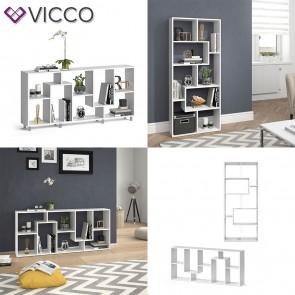 VICCO Raumteiler NOA weiß