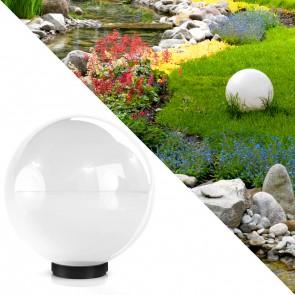 Kugelleuchte Gartenlampe Lichtkugel 40 cm