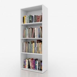 VICCO Bücherregal EASY 155 x 60 cm Weiß