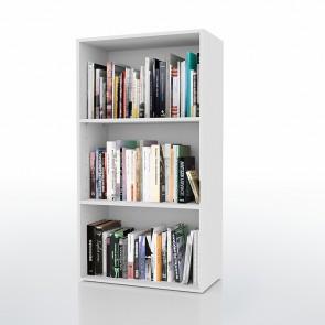 VICCO Bücherregal EASY 117 x 60 cm Weiß