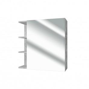 Spiegelschrank FYNN 62 x 64 cm beton