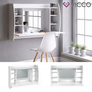 VICCO Wandschminktisch MAX Weiß