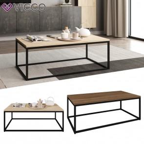 VICCO Loft Couchtisch MALIBU 60x110
