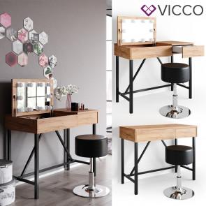 VICCO Schminktisch ORBIT LOFT