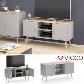 VICCO TV-Board Freya Grau