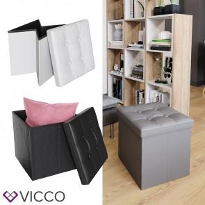 VICCO Sitzhocker faltbar