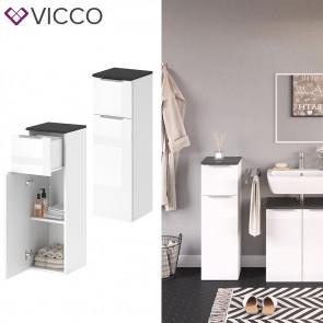 VICCO Badmidischrank OTIS Weiß