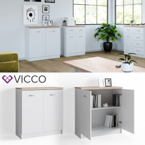 VICCO Sideboard NYMERIA 80cm