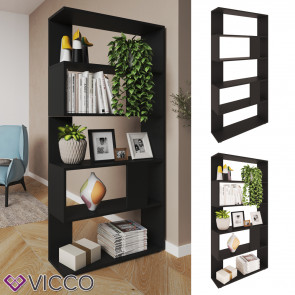 VICCO Raumteiler groß schwarz