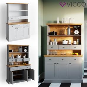 VICCO Küchenschrank CAMBRIDGE