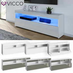 VICCO TV Lowboard JUNO 160cm