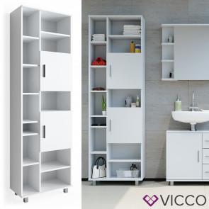 VICCO Hochschrank ILIAS Weiß