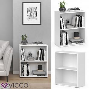 VICCO Bücherregal EASY S Weiß