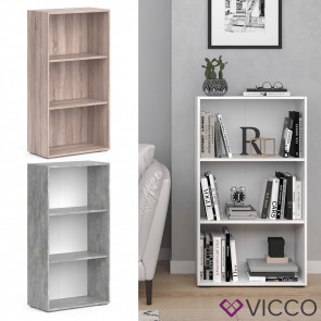 VICCO Bücherregal EASY M