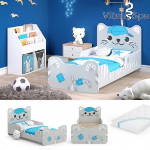VITALISPA Kinderbett TOMMY mit Matratze