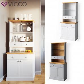 VICCO Küchenregal CAMBRIDGE 80 cm