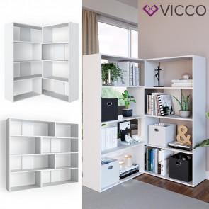 Vicco Eck-Bücherregal Laine