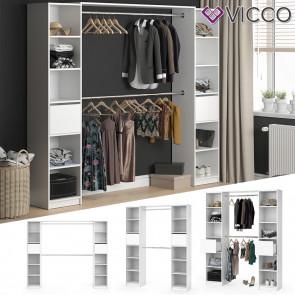 VICCO Kleiderschrank GUEST XL