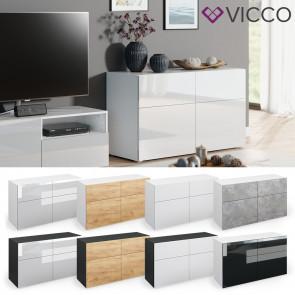 VICCO Sideboard COMPO 2 Türen 2 Schubladen
