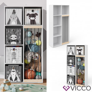 Vicco Kinderregal Marvin