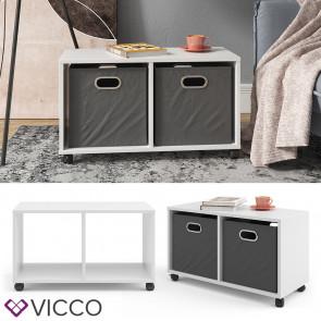 Vicco Bürocontainer 2 Fächer