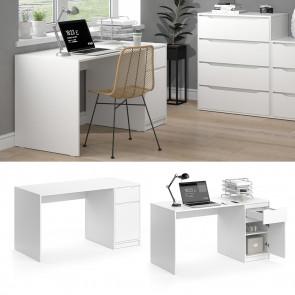Vicco Schreibtisch Ruben Weiß