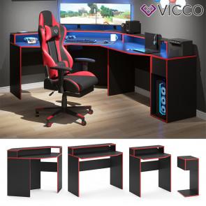 VICCO Gaming Desk Kron